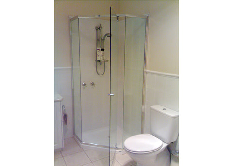 #2 Showerscreens Semi Frameless