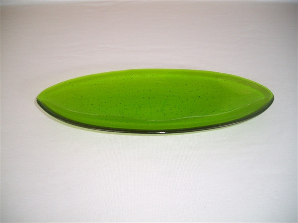 Short Oval Dish - Delight - Spring