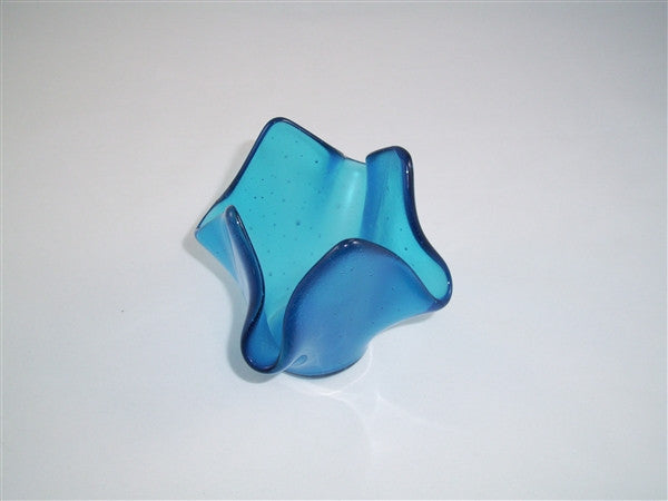 Tea Light Holder - Delight - Turquoise