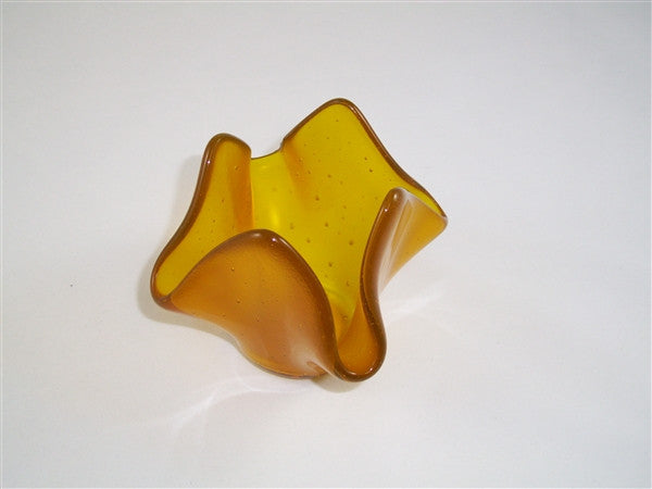 Tea Light Holder - Delight - Marigold