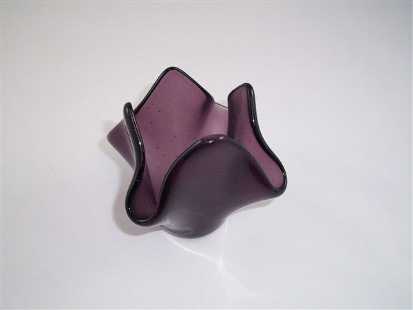 Tea Light Holder - Delight - Light Violet