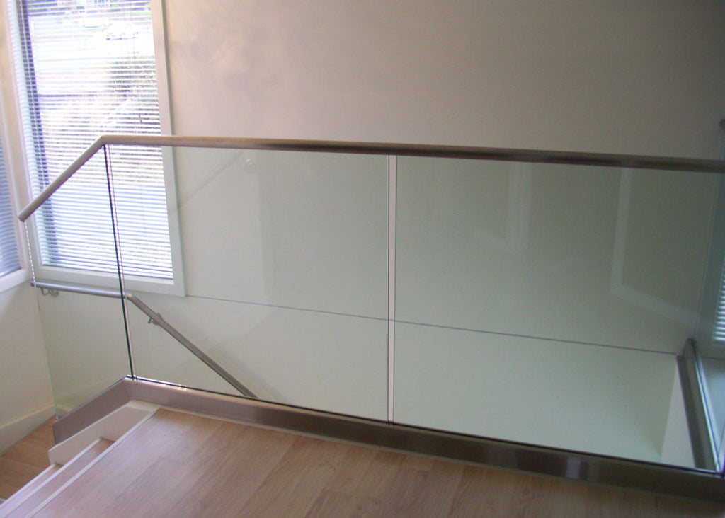 #3 Balustrade Frameless Glass & Aluminium