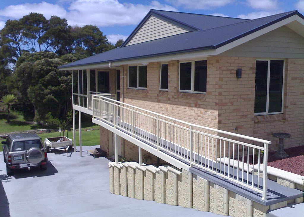#1 Balustrade Pickets & Aluminium