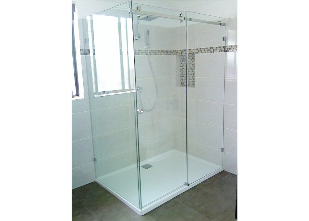 #2 Showerscreens Frameless Sliding