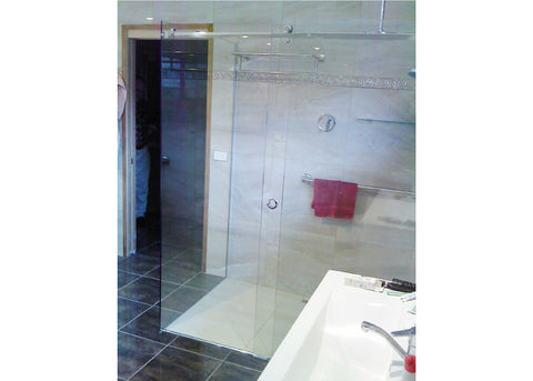 #3 Showerscreens Frameless Sliding