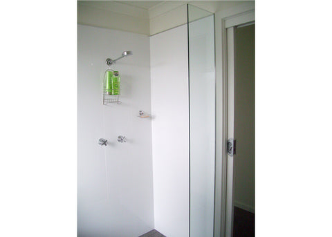 #3 Showerscreens Frameless Channel Glazed