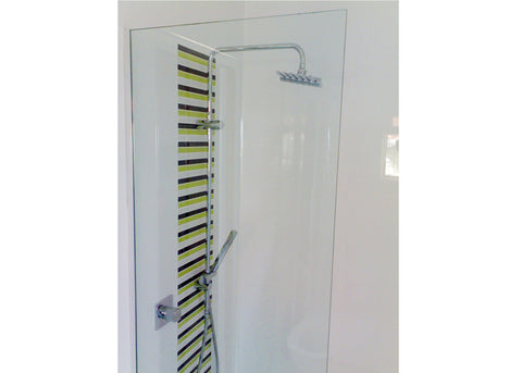 #5 Showerscreens Frameless Channel Glazed