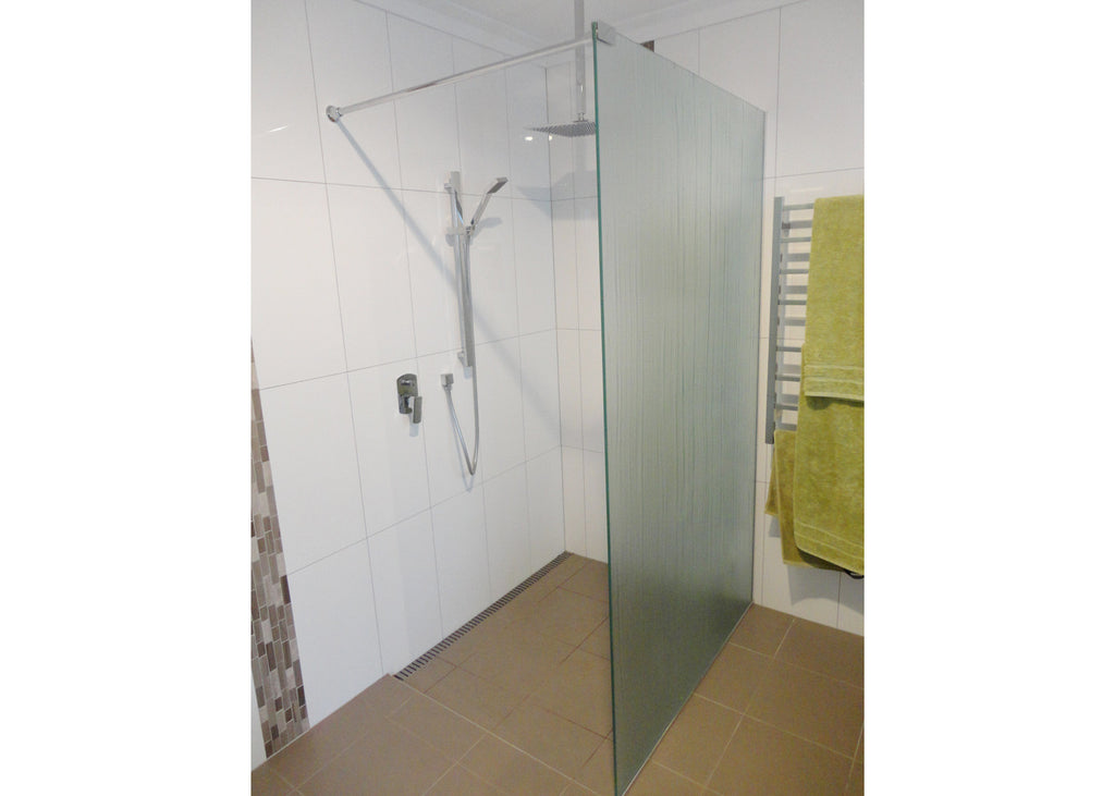 #6 Slumped Glass Showerscreens