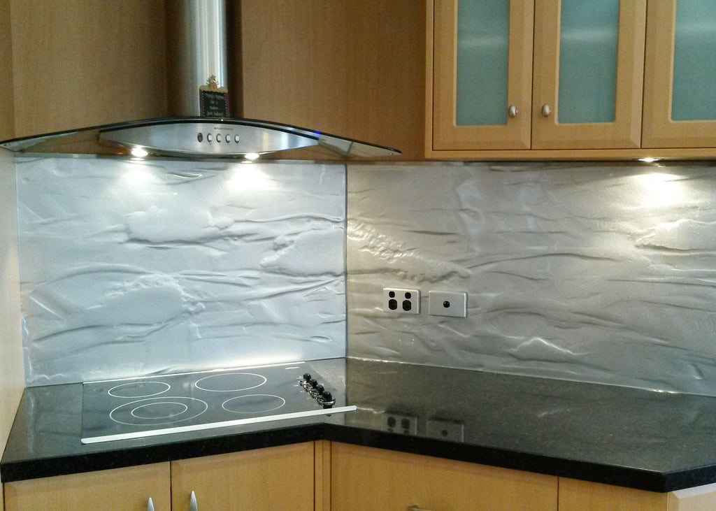 #2 Slumped Glass Splashbacks