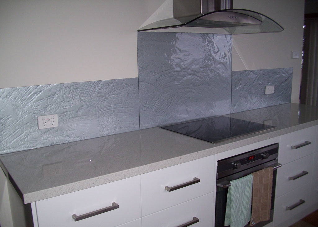 #4 Slumped Glass Splashbacks