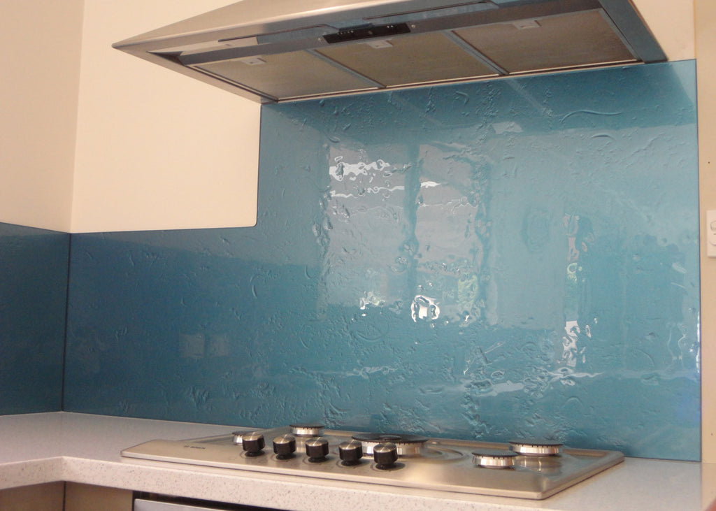 #8 Slumped Glass Splashbacks