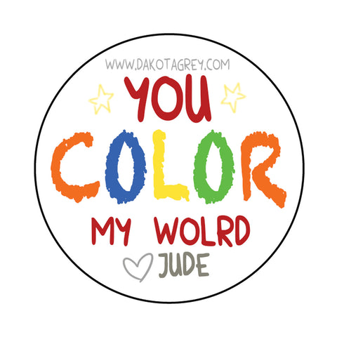 Sticker  - Color