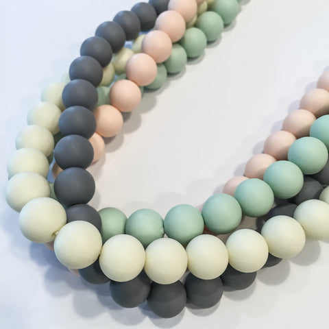 chomp necklace - calm collection