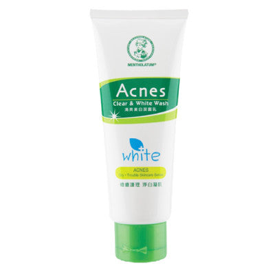 Acnes Clear & Whitening Face Wash