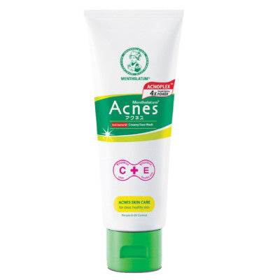 Acnes Creamy Face Wash