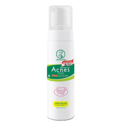 Acnes Foaming Face Wash