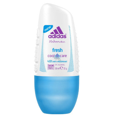 Adidas Fresh Cool & Care Anti-Perspirant Roll-On