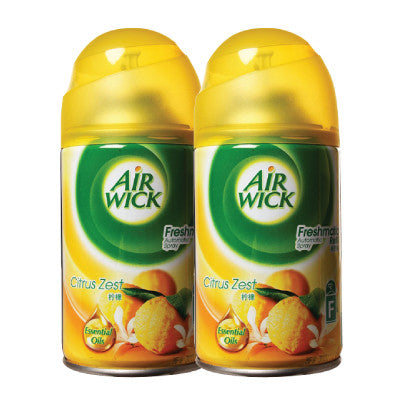 Air Wick Citrus Zest Freshmatic Automatic Spray Refill