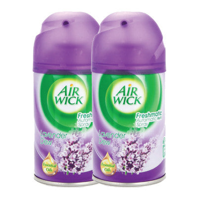 Air Wick Lavender Freshmatic Automatic Spray Refill