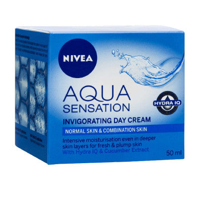 Nivea Aqua Sensation Invigorating Face Day Cream