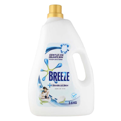Breeze Gentle On Skin Liquid Detergent