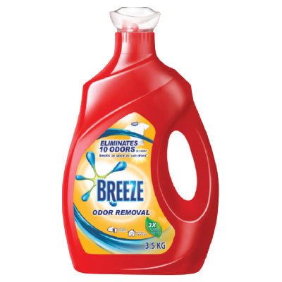 Breeze Odor Removal Liquid Detergent