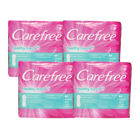 Carefree Healthy Fresh Panty Liners - dailymartsg
