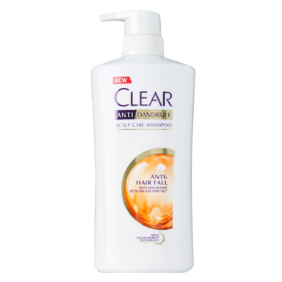 Clear Anti Hair Fall Anti-Dandruff Shampoo