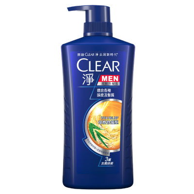 Clear Men Itch Relief Anti-Dandruff Shampoo