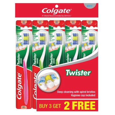 Colgate Twister Toothbrush