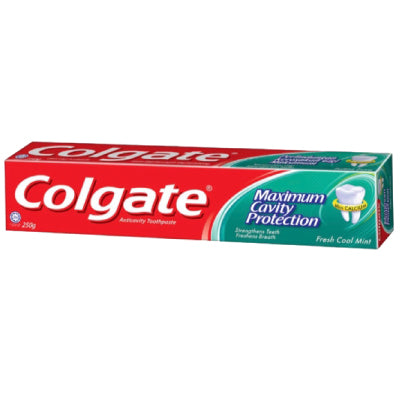 Colgate Maximum Cavity Protection Toothpaste - Fresh Cool Mint