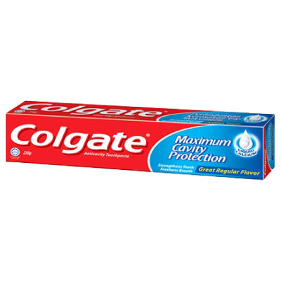 Colgate Maximum Cavity Protection Toothpaste - Regular Flavour