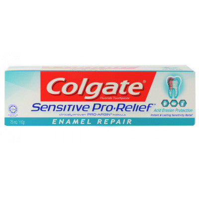 Colgate Sensitive Pro-Relief Enamel Repair Toothpaste - dailymartsg