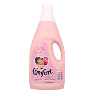 Comfort Kiss of Flowers Fabric Conditioner - dailymartsg