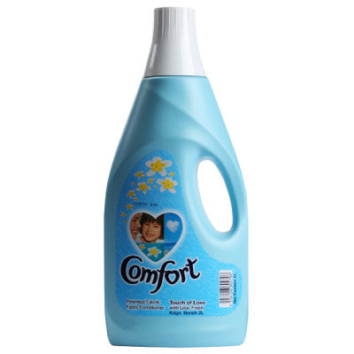 Comfort Touch of Love Fabric Conditioner - dailymartsg