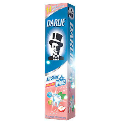 Darlie All Shiny White Apple Mint Toothpaste - dailymartsg