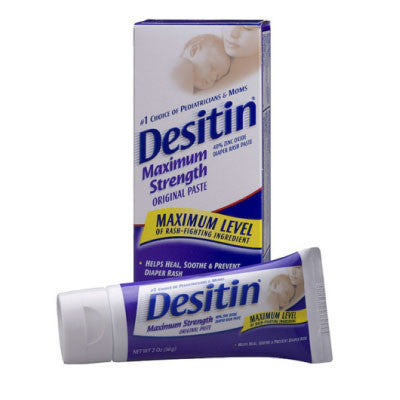 Desitin Maximum Strength Original Paste - dailymartsg