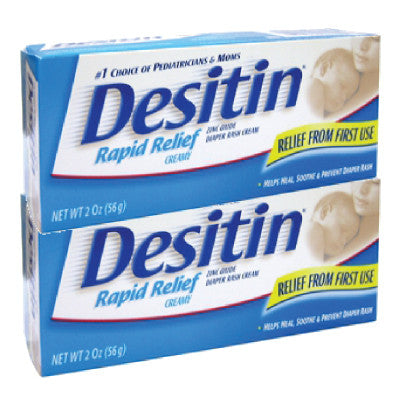 Desitin Rapid Relief Cream - dailymartsg