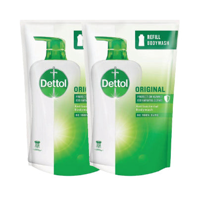Dettol Anti-Bacterial Original Body Wash Refill Pack
