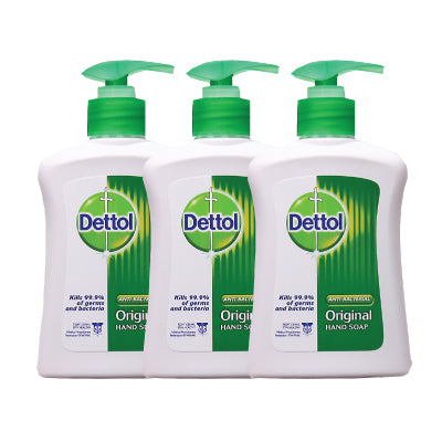 Dettol Original Anti-Bacterial Handwash