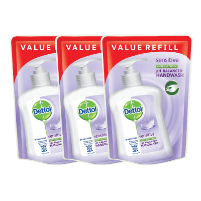 Dettol Sensitive Anti-Bacterial Handwash