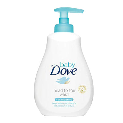 Dove Baby Rich Moisture Head To Toe Wash