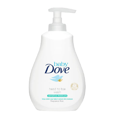Dove Baby Sensitive Moisture Head To Toe Wash