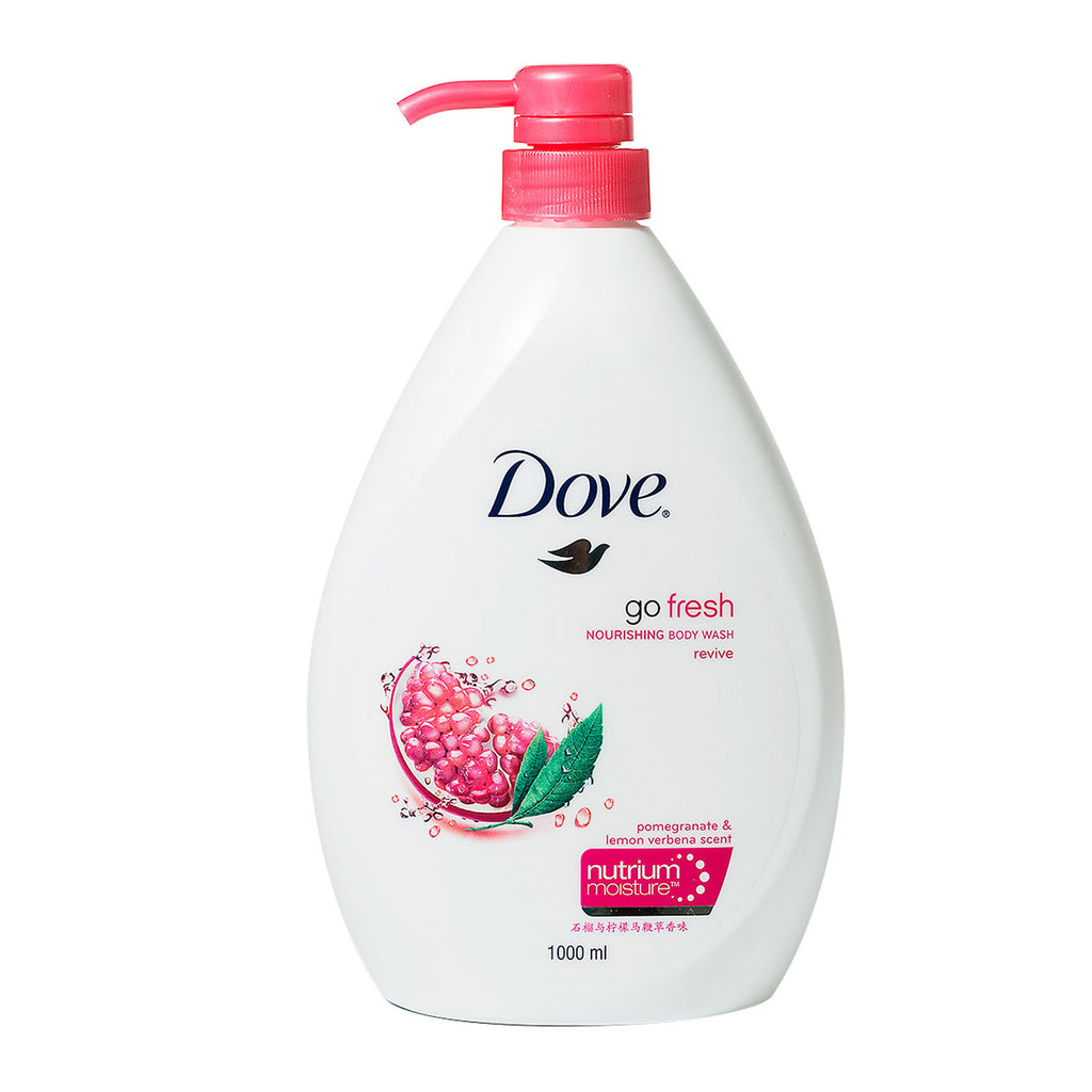 Dove Go Fresh Revive Body Wash - dailymartsg