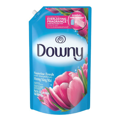 Downy Sunrise Fresh Concentrate Fabric Conditioner Refill Pack