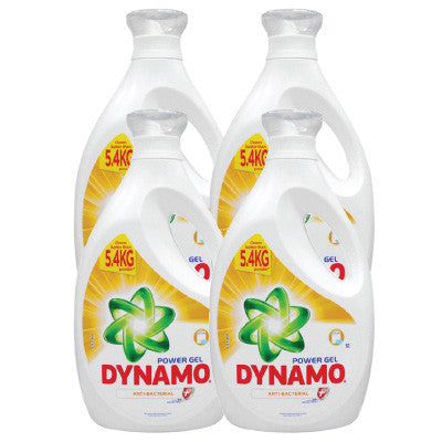 Dynamo Power Gel Anti-Bacteria Detergent - dailymartsg