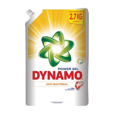 Dynamo Power Gel Anti-Bacterial Detergent