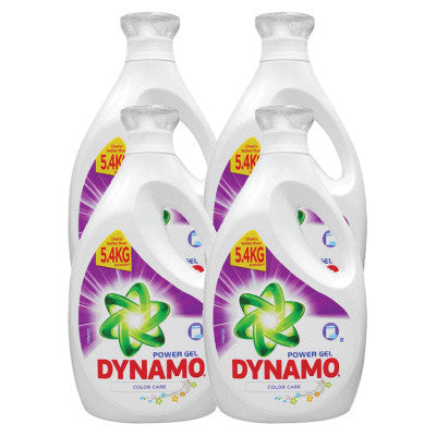 Dynamo Power Gel Colour Care Detergent