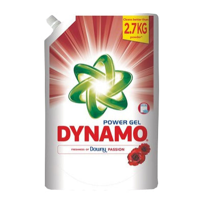 Dynamo Power Gel Freshness Of Downy Passion Detergent