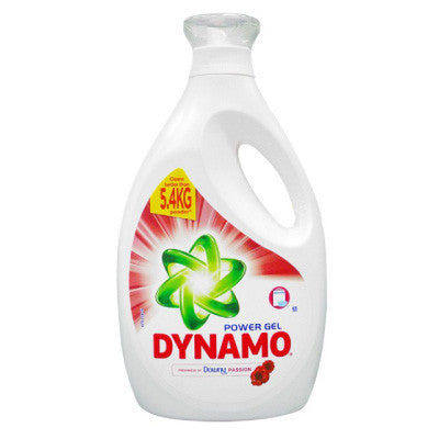 Dynamo Power Gel Freshness Of Downy Passion Detergent - dailymartsg